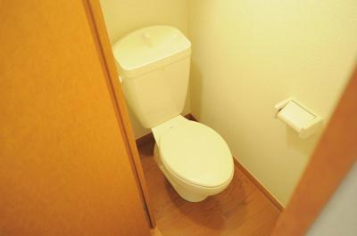 【トイレ】レオパレス真Ⅴ