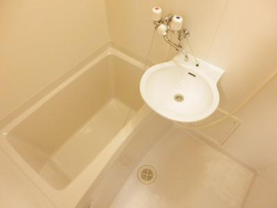 【浴室】レオパレス真Ⅴ