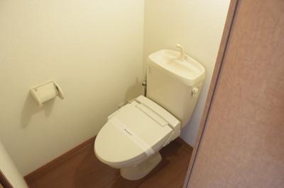 【トイレ】レオパレスクララ九条