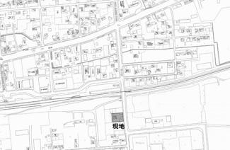 【地図】相内町 中古戸建