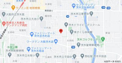 【地図】ペルソネージュ大池