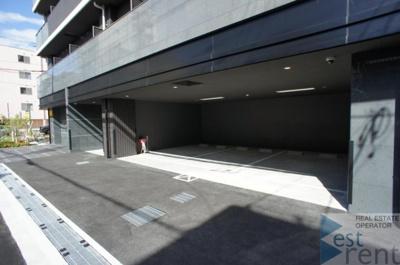 【駐車場】アスヴェル新北野モスト