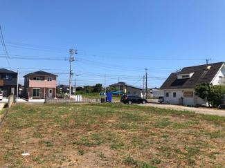 【外観】南房総市千倉町北朝夷 住宅用地