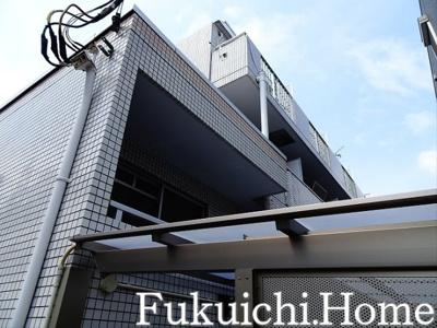 【外観】日興パレス渋谷パートⅢ