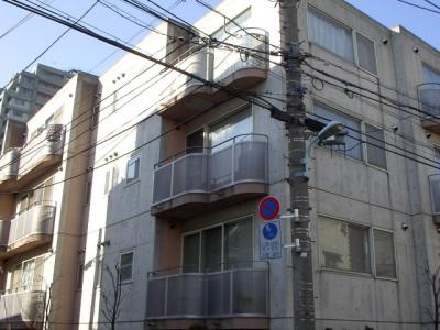 【外観】ジェイパーク目黒青葉台アパートメント
