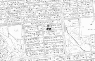【地図】高栄西町4丁目 中古戸建