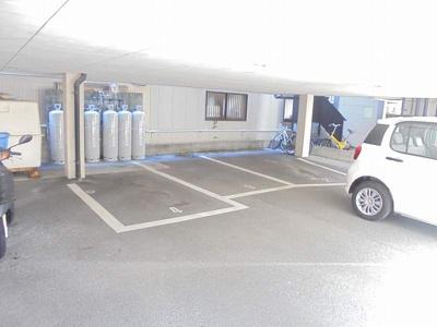 【駐車場】サンバリー一宮