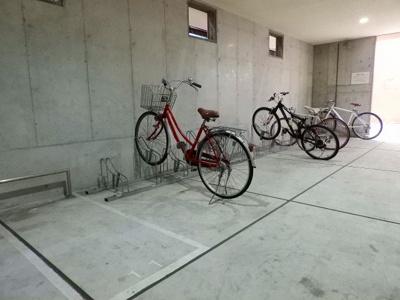 【駐車場】クレストコート高津
