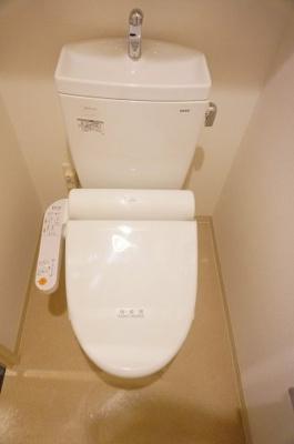 【トイレ】クレストコート高津