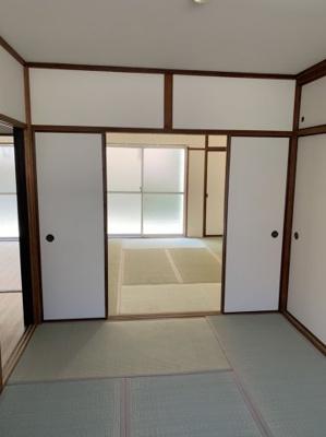 【和室】寺本マンション