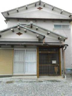 【外観】上田町借家