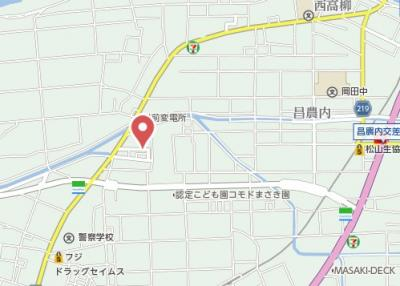 【地図】ボンボニエール