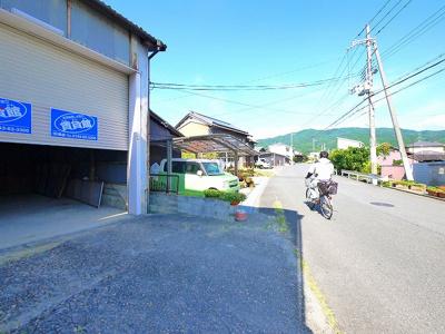 辰巳工場跡