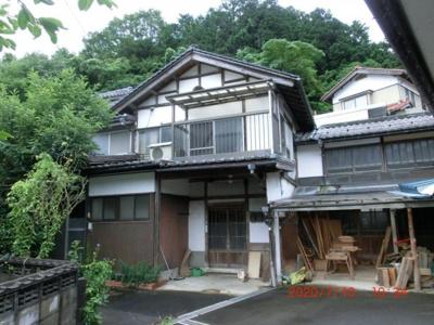 【外観】鳥取市円護寺中古戸建て
