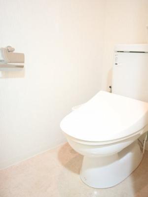 【トイレ】アドバンス神戸湊町