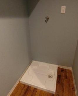 広々とした洗面脱衣所です!