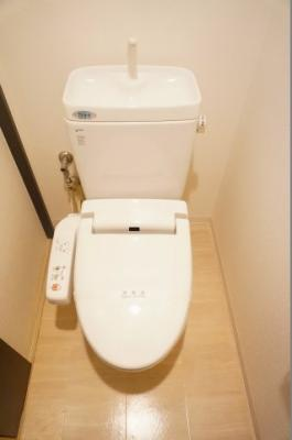 【トイレ】エステムコート心斎橋EASTⅡラ・ヴァンツァ