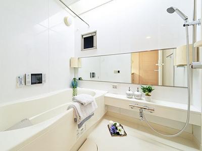 【浴室】カーサフェリス学芸大学