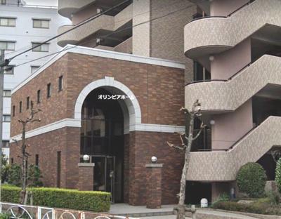 【外観】シャリエ亀戸壱番館 平成13年築 75.23㎡ 角 部屋 リ フォーム