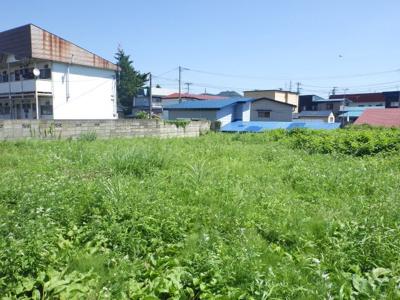 【外観】大館市泉町15-5・売地