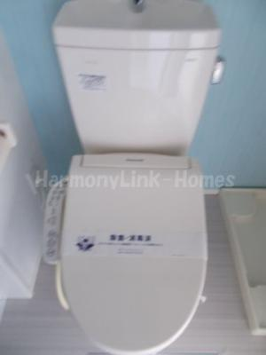 ハーモニーテラス足立Ⅱのトイレ(別部屋参考写真)