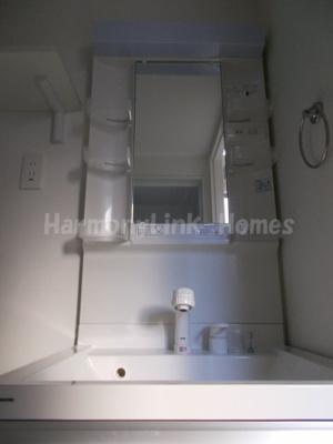ハーモニーテラス足立Ⅱの独立洗面台(別部屋参考写真)