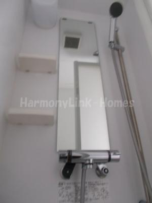 ハーモニーテラス足立Ⅱのシャワールーム(別部屋参考写真)