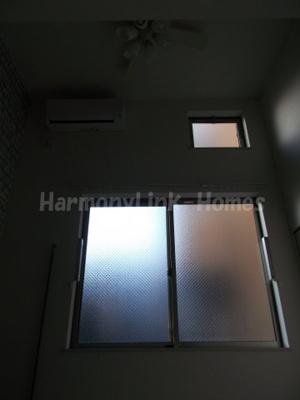 ハーモニーテラス足立Ⅱの過ごしやすい室内です(別部屋参考写真)