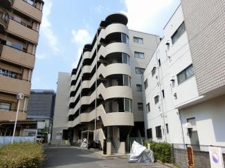【現地写真】総戸数41戸のマンションです♪