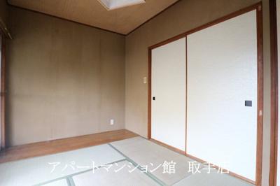 【居間・リビング】ハイム新取手