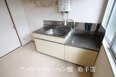 【キッチン】ハイム新取手