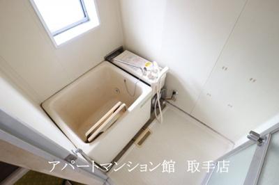 【浴室】ハイム新取手