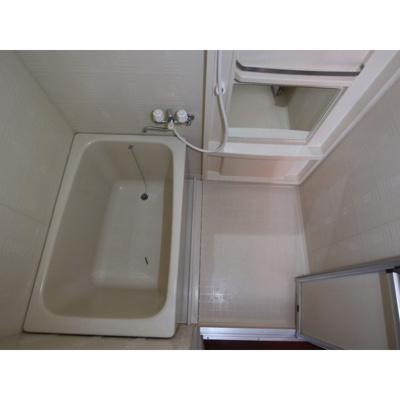 【浴室】ハイツオオウエB