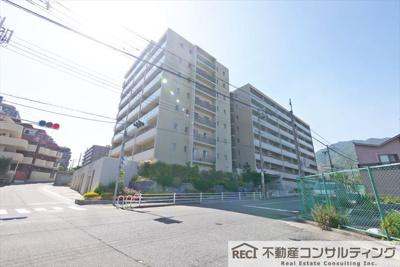 【外観】ザ・パークハウス六甲篠原