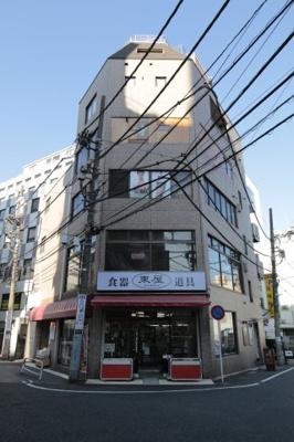 【外観】東屋ビル