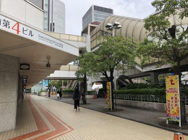 【外観】大阪駅前第4ビル