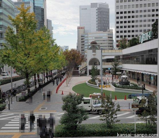 【周辺】大阪駅前第4ビル