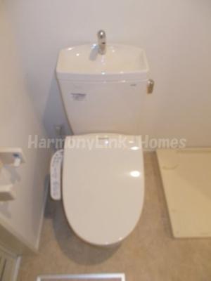 ハーモニーテラス亀有のトイレ