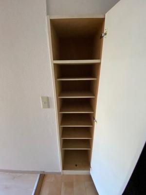 【玄関】メゾン ド ウィスタリア東白楽