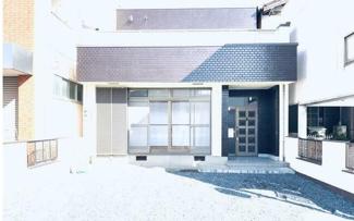 岐阜市鏡島西 リフォーム済み中古住宅 駐車スペース2台可能