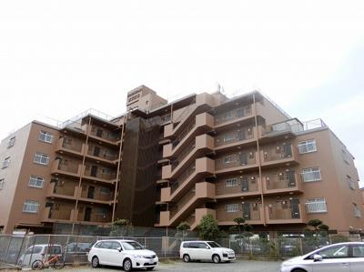 【現地写真】 鉄骨 鉄筋コンクリート造・7階建マンション♪