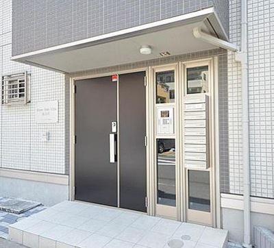 【エントランス】リバーサイドヴィラ錦糸町
