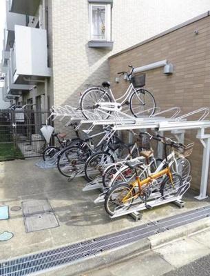 【駐車場】ヌーヴェル・コート西新宿