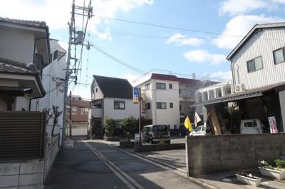 【駐車場】ジャスミンハイツ