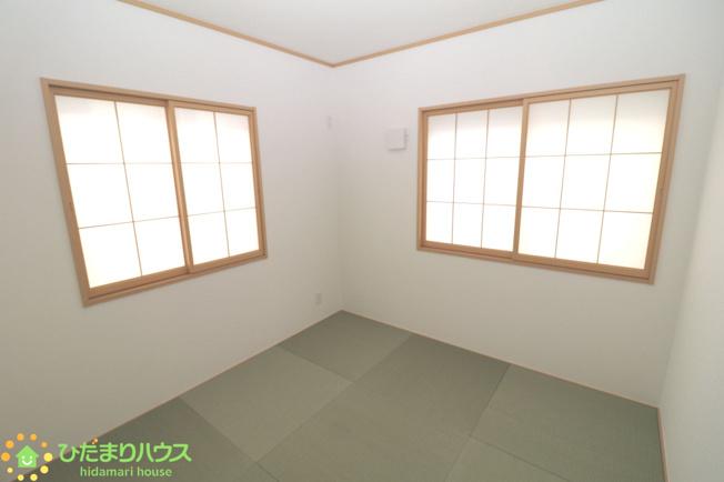 【和室】古河市東本町 第2 新築一戸建て 01 クレイドルガーデン