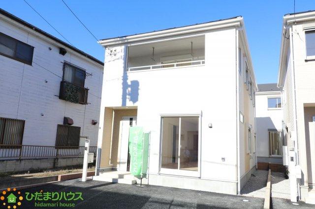 【外観】古河市東本町 第2 新築一戸建て 01 クレイドルガーデン