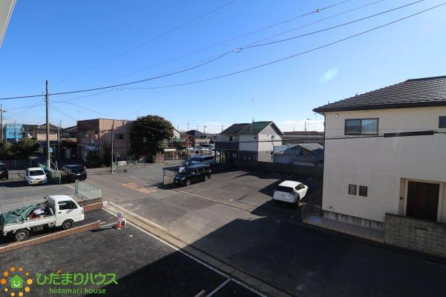 【展望】古河市東本町 第2 新築一戸建て 01 クレイドルガーデン