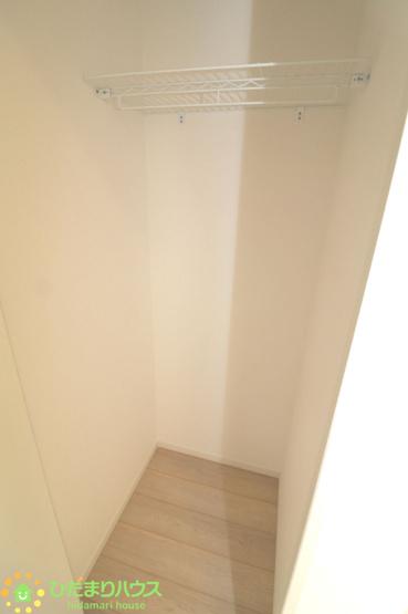 【収納】古河市東本町 第2 新築一戸建て 01 クレイドルガーデン