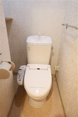【トイレ】キャナルコート内久宝寺