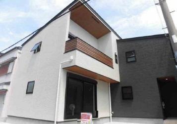 【外観】神戸市垂水区城が山1丁目 新築戸建